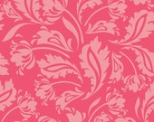 Floribella by Emily Taylor, from Riley Blake, Pink Damask, 1 yd