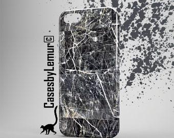 MARBLE Iphone case Stone Iphone 6 case Black Iphone 5 case Iphone 6 plus case Iphone 5C case Iphone 5s case Iphone 4s case Iphone 4 case