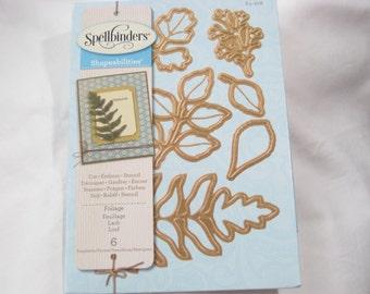 Spellbinders Shapeabilities, Foliage