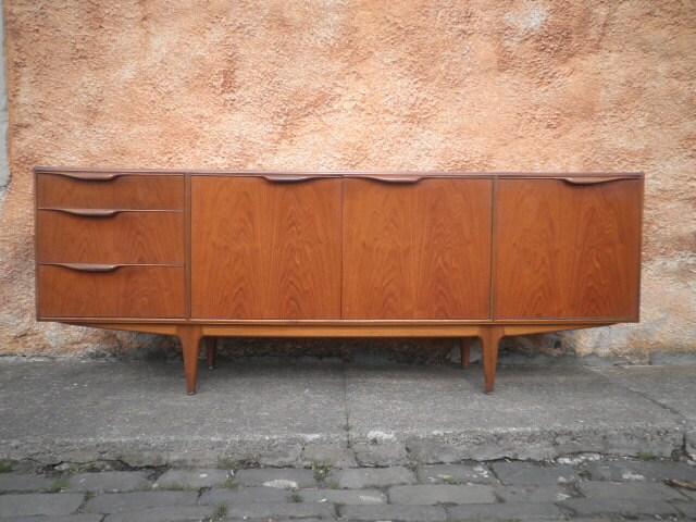 Vintage McIntosh Teak Sideboard Media Unit by VintageVoyeurScotlan