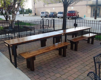 Custom Crafted Patio Furniture