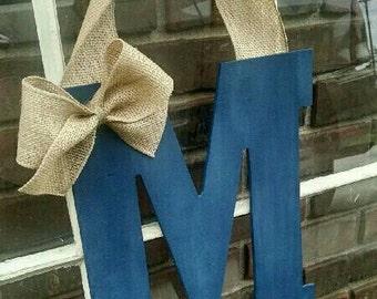 """13.5"""" Door Hanging Letters"""