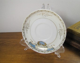 Vintage Small Decorative Saucer - Made in Occupied Japan