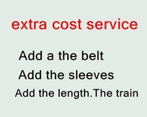 Extra cost service