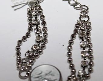 Get Snappy! Silver Snap Bracelet