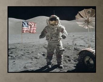 Apollo 17 - Astronaut