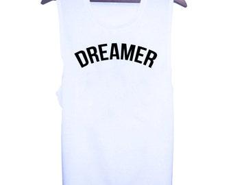 Dreamer Muscle Tee