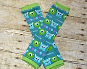 Baby Leg Warmers - Fits 3-18 months - Monsters in Training
