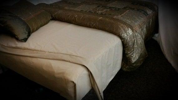 like this item  bed sheet that won u0027t pop off futon twin full queen split  rh   etsy