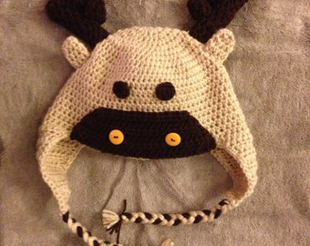 Moose Winter Hat