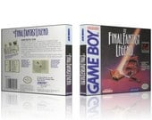 GB - Final Fantasy Legend  - Collector's Game Case featured image