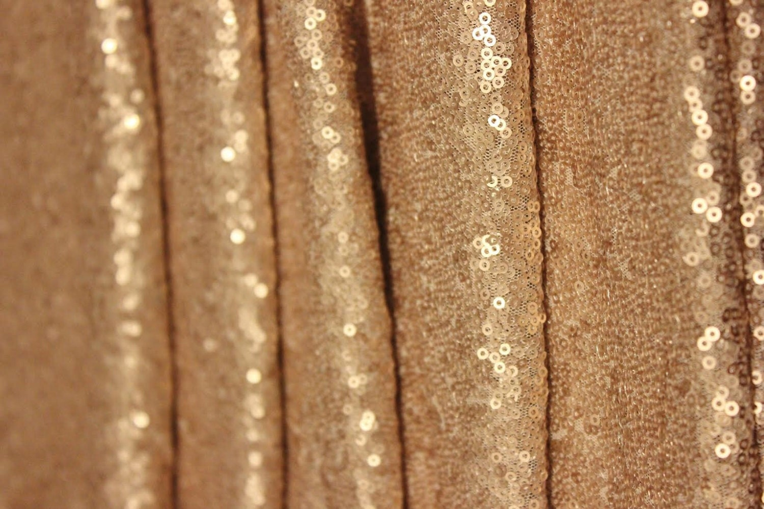 Gold Sequin Fabric Gold Sequin Fabric Bolt