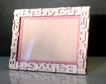 New Baby Frame for Girl or Boy