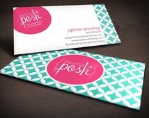 Diamond - Perfectly Posh Business Card - DIGITAL FILES