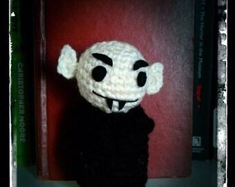 Amigurumi Nosferatu