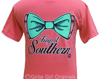 Girlie Girl Originals Keep it Southern Comfort Colors T-Shirt