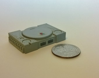 Mini Sony Playstation - 3D Printed!