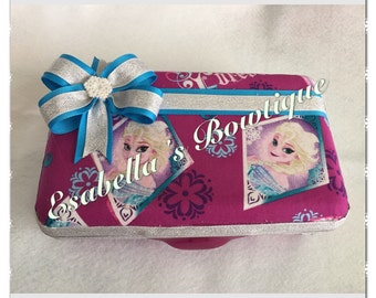 Custom Frozen pencil box