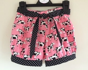 Moo bubble shorts