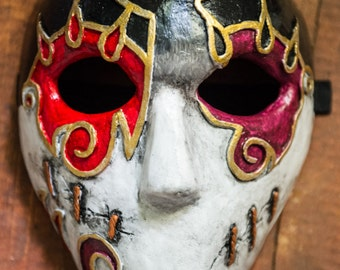 inspired Jack of Blades mask cosplay game props Fable