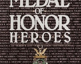 Vietnam Medal of Honor Heroes
