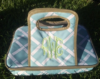 Monogrammed Casserole Carriers