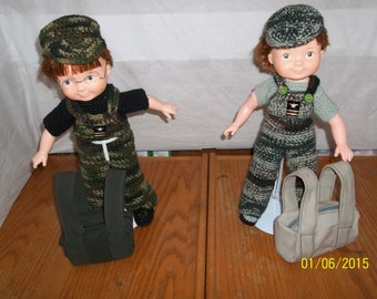 """My """"little soldier boy"""" outfits"""