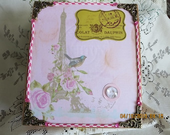 Decorative box, trinket box, jewelry box, gift box