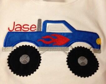 Monster Truck - For those boys who just love trucks!