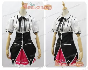 High School DxD Rias Gremory Cosplay Costume Black