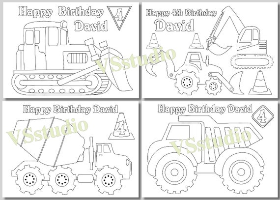 Construction Trucks Coloring Pages on Air Vehicles Worksheets Kindergarten And Vehicle