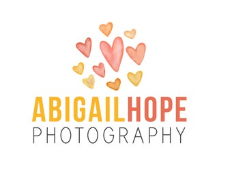OOAK Pre-made Photography Logo