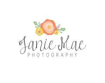 OOAK Pre-made Photography Logo