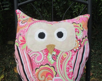 Handcrafted Snuggle Pillow