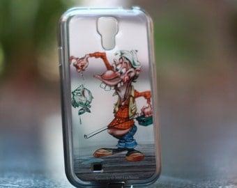 Fishing  Samsung Galaxy S4  TPU Case/Cover