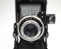 Folding bellows camera Zeiss Ikon camera