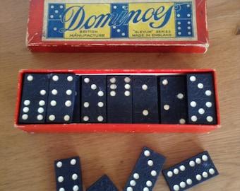 Dominoes 1950's