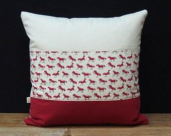 Be Kind Cushion - The Herd 3 (Horse Cushion)