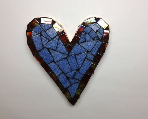 combined glass mosaic accent - photo #46