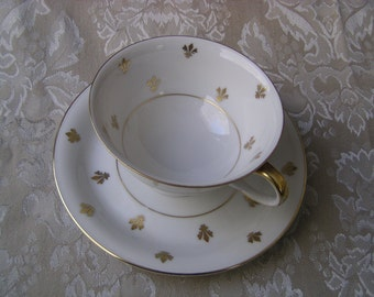 Baronet China Suzette tea cup and saucer (by Eschenbach, Bavaria)