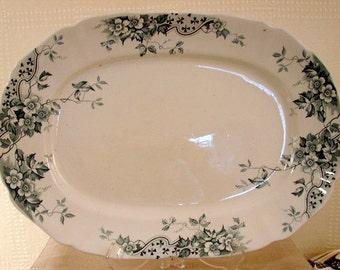Large Oval Serving Platter