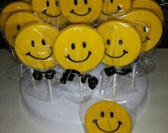 Thank You Smiley Faces