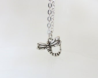 Dragonfly Necklace, Dragonfly Jewelry,  Dragonfly Necklace Jewelry