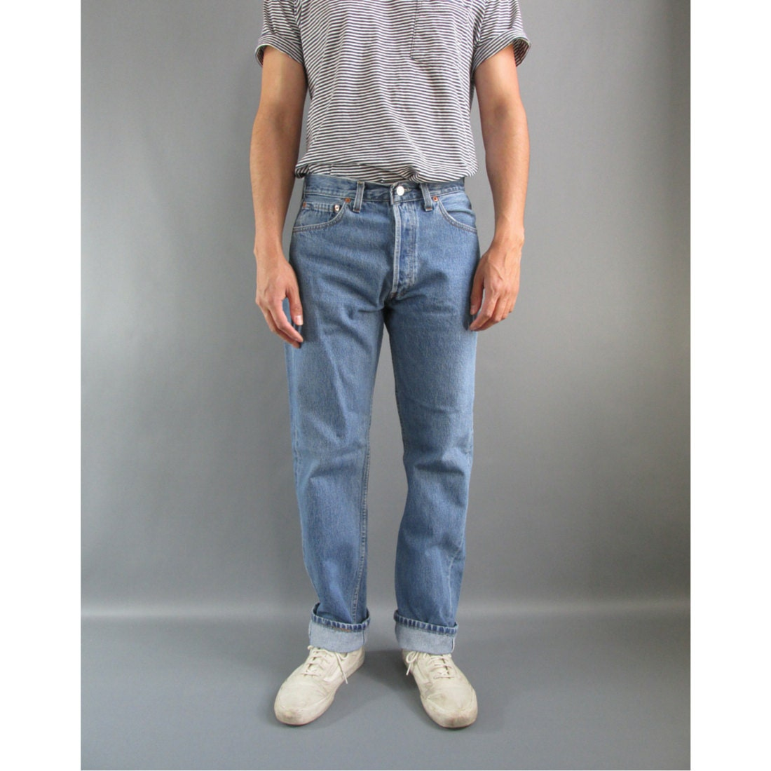 Levis vintage 539 jeans droits