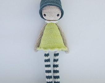 Amélie - Crochet Pattern by {Amour Fou}