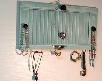 Vintage shutters repurposed with Annie Sloan Paint,