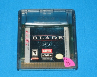 Blade > GBC Video Game > Vintage Game