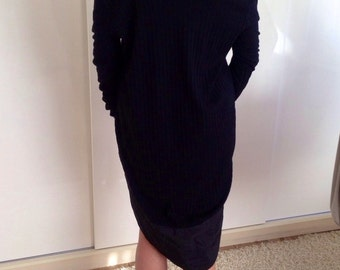 tunic/black tunic/dress/caftan/cotton tunic