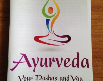 Ayurveda Your Doshas and You Informational Pamphlet