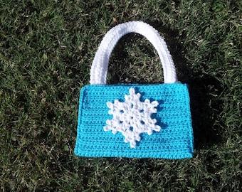 "Shop ""crochet snowflakes"" in Bags & Purses"